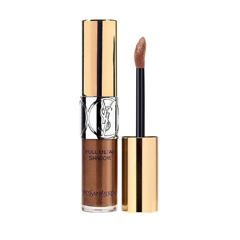 Yves Saint Laurent Full Metal Liquid Eyeshadow - No7 Aquatic Copper.