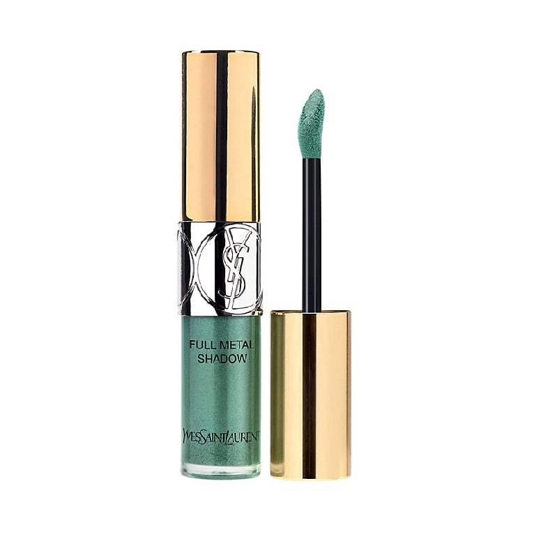 Yves Saint Laurent Full Metal Liquid Eyeshadow - No9 Misty Green.