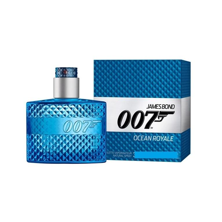 James Bond 007 Ocean Royale - 50ml Eau De Toilette Spray.