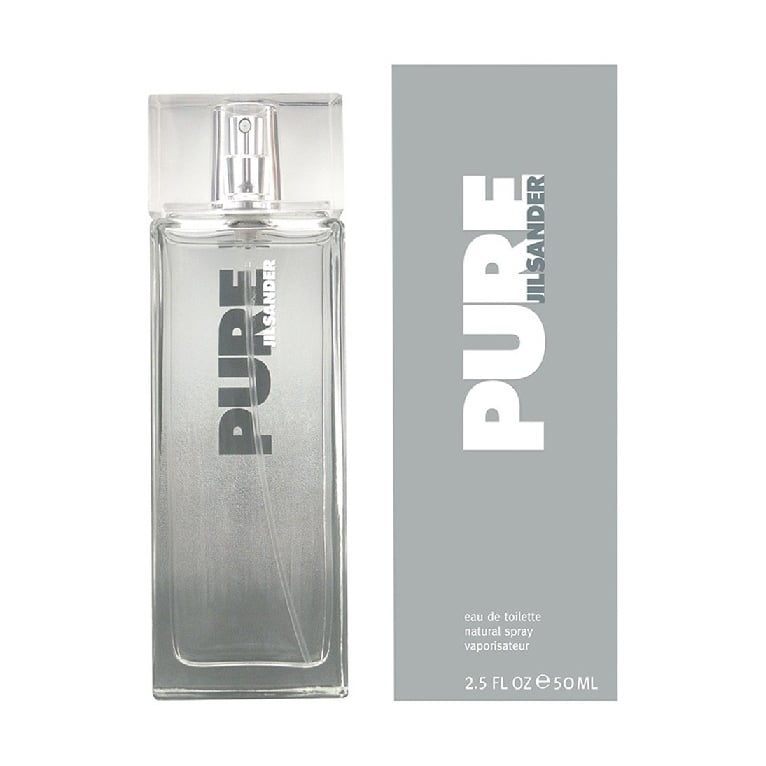Jil Sander Pure For Women - 75ml Eau De Toilette Spray.