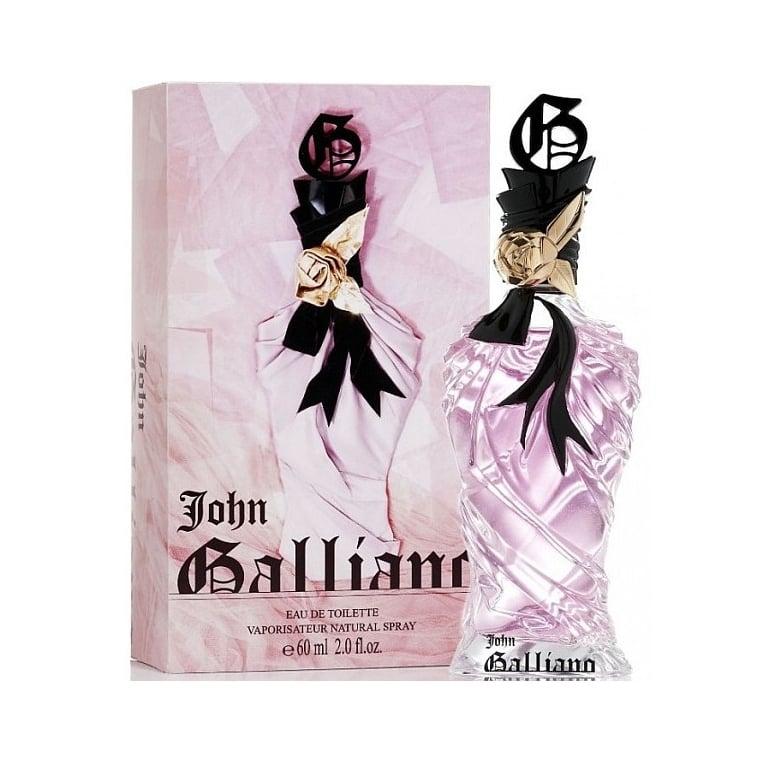 John Galliano For Women - 60ml Eau De Toilette Spray.