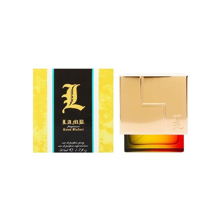 Gwen Stefani L.A.M.B - 50ml Eau De Parfum Spray.