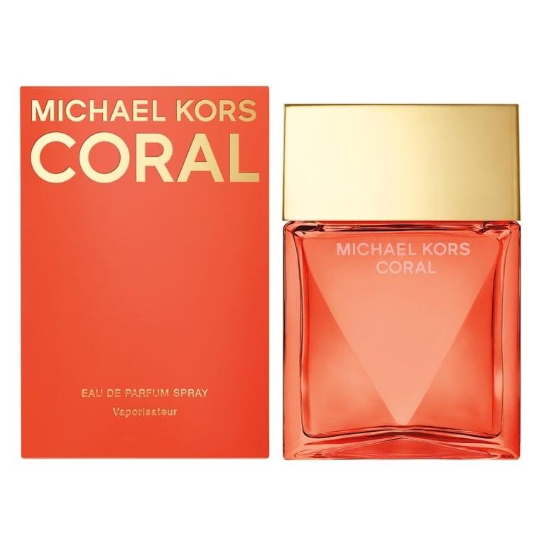 Michael Kors Coral For Women - 50ml Eau De Parfum Spray.