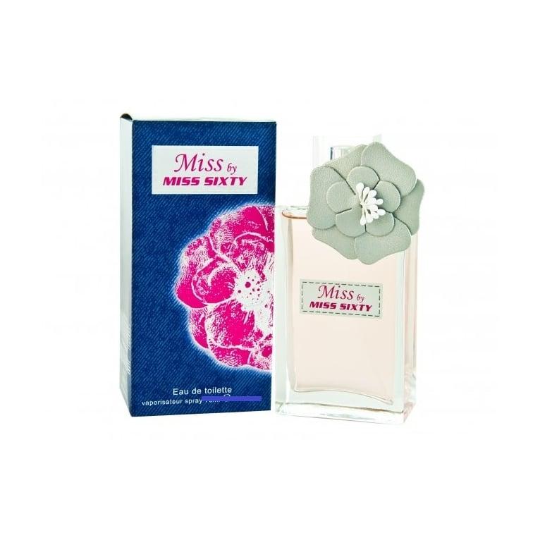 Miss Sixty Miss by Miss Sixty For Women - 30ml Eau De Toilette Spray.