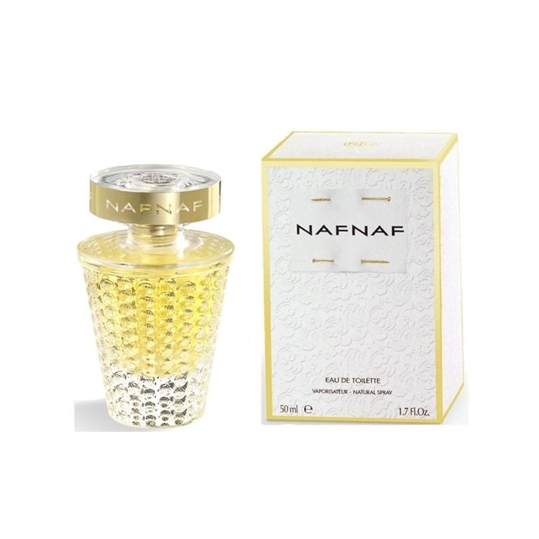 Naf Naf NAF NAF Pour Femme - 50ml Eau De Toilette Spray