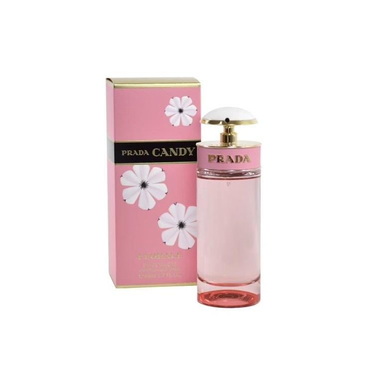 Prada Candy Florale - 50ml Eau De Toilette Spray.
