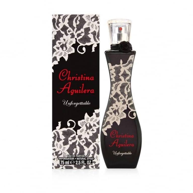 Christina Aguilera Unforgettable - 50ml Eau De Parfum Spray.