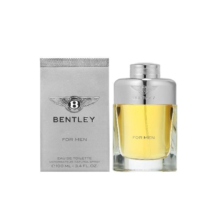 Bentley For Men - 100ml Eau De Toilette Spray.