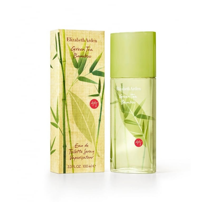 Elizabeth Arden Green Tea Bamboo - 100ml Eau De Toilette Spray.