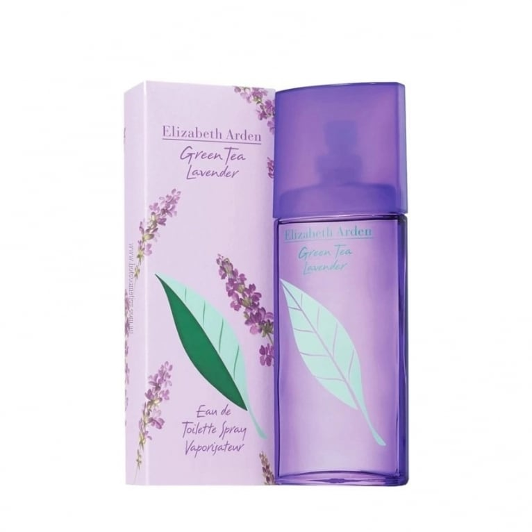 Elizabeth Arden Green Tea Lavender - 100ml Eau De Toilette Spray.