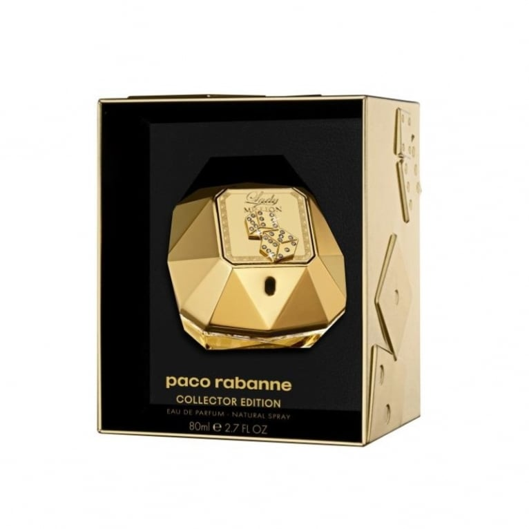 Paco Rabanne Lady Million Monopoly Collector Edition - 80ml Eau De Parfum Spray.