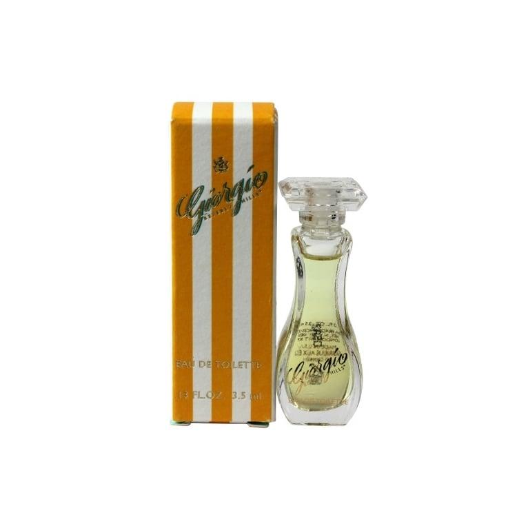 Giorgio Beverly Hill Giorgio Beverly Hills Miniature Perfume 3.5ml For Women.