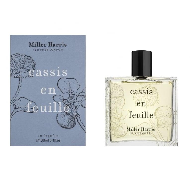 Miller Harris Cassis En Feuille Pour Femme - 100ml Eau De Parfum Spray.