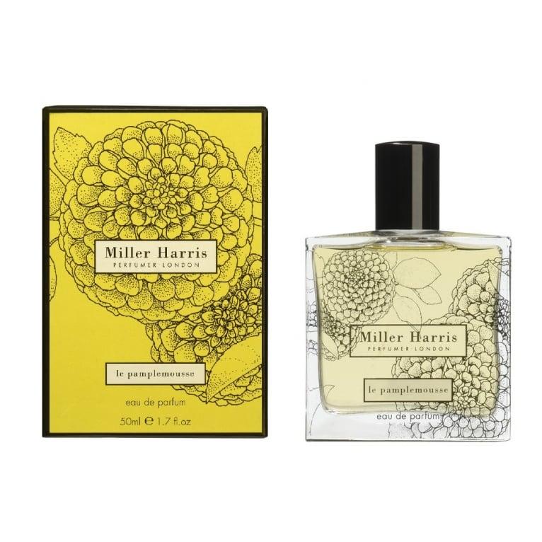 Miller Harris Le Pamplemousse Pour Femme - 100ml Eau De Parfum Spray.