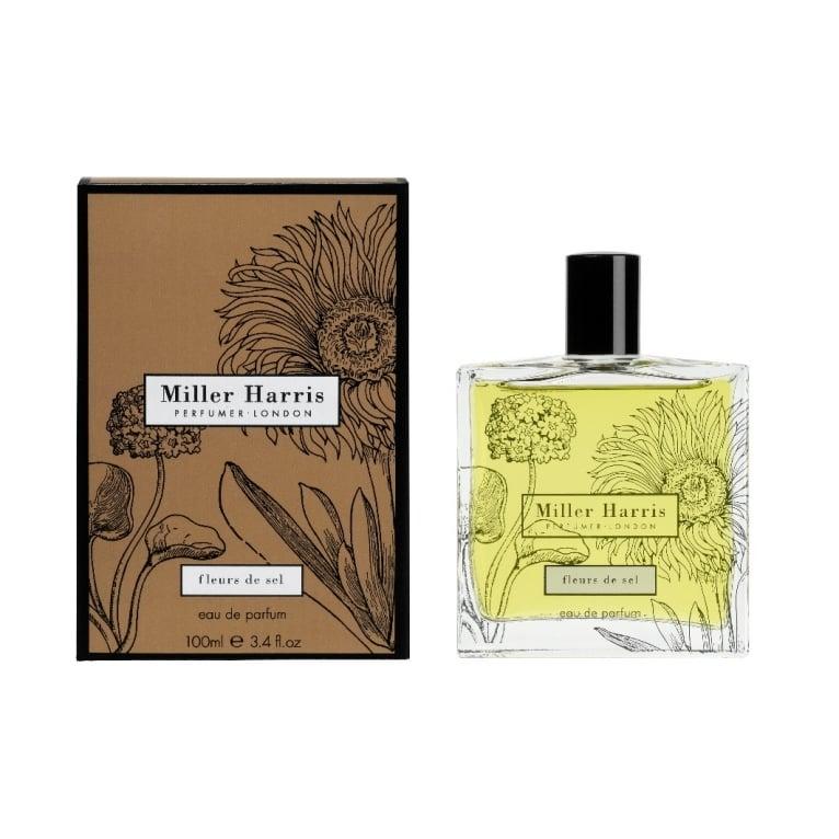 Miller Harris Fleurs De Sel Pour Femme - 50ml Eau De Parfum Spray.