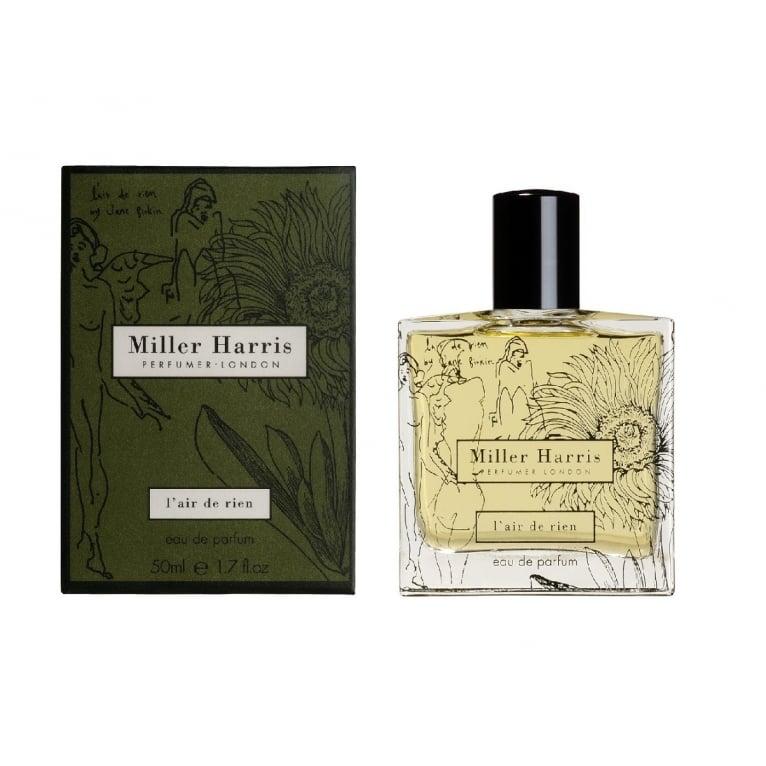 Miller Harris L'air De Rien Pour Femme  - 50ml Eau De Parfum Spray.