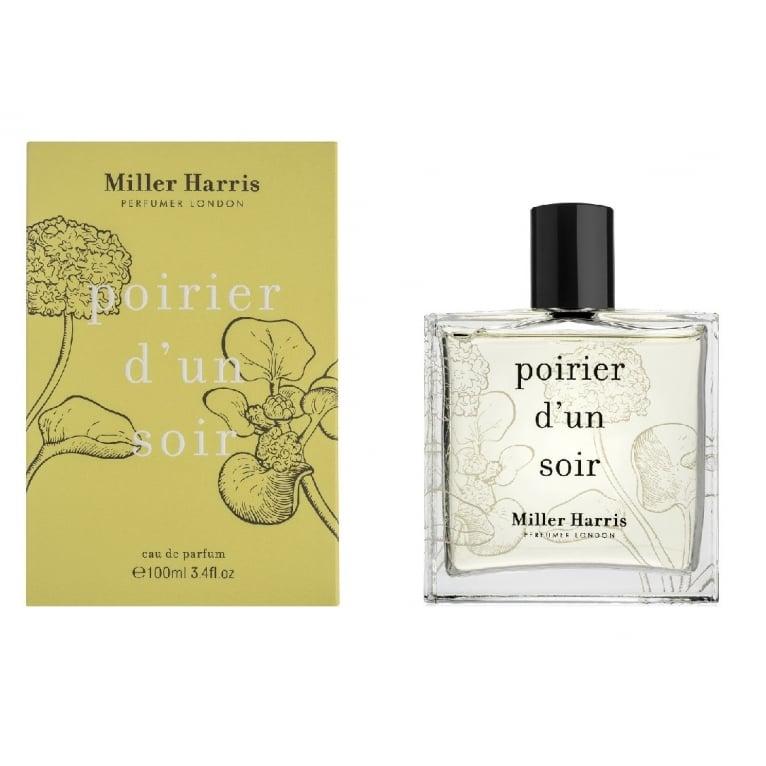 Miller Harris Poirier D'un Soir Unisex - 100ml Eau De Parfum Spray.
