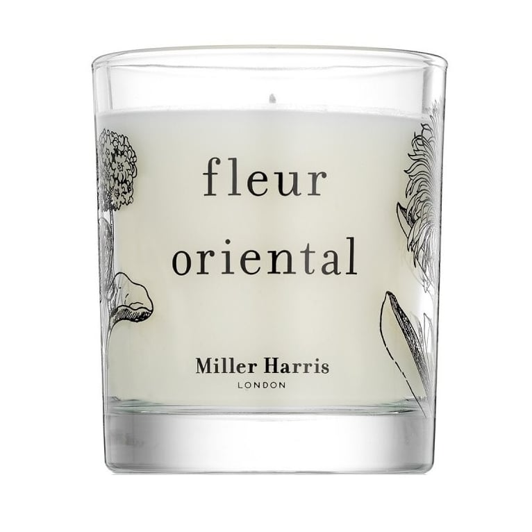 Miller Harris Fleur Oriental - 185g Scented Candle.