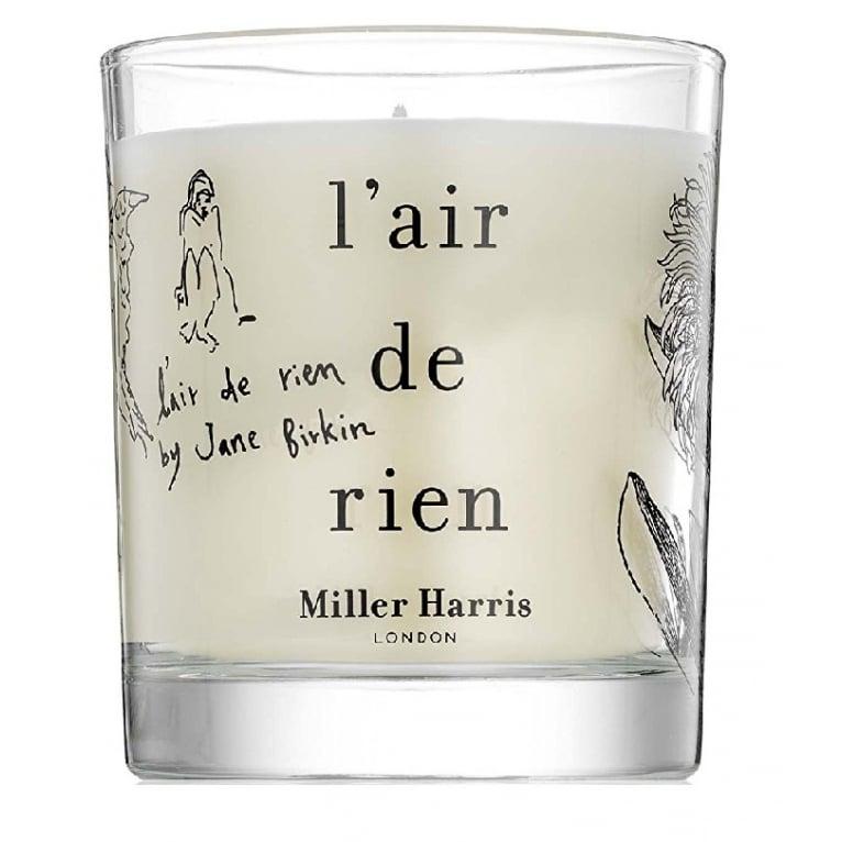 Miller Harris L'air De Rien  - 185g Scented Candle.