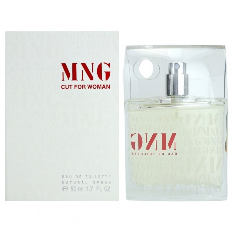 Mango MNG CUT For Women - 100ml Eau De Toilette Spray, FREE Deodorant Spray.
