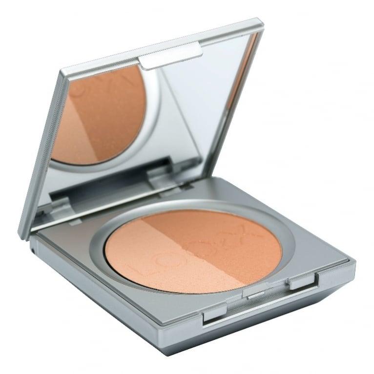 LOOkX Compact Powder Duo Blush