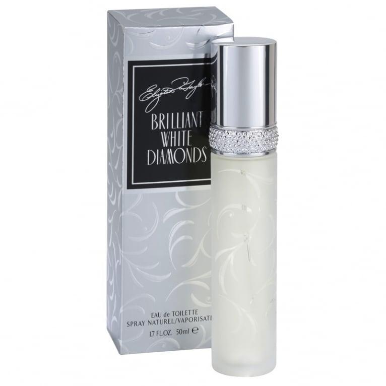 Elizabeth Taylor Brilliant White Diamonds - 100ml Eau De Toilette Spray.