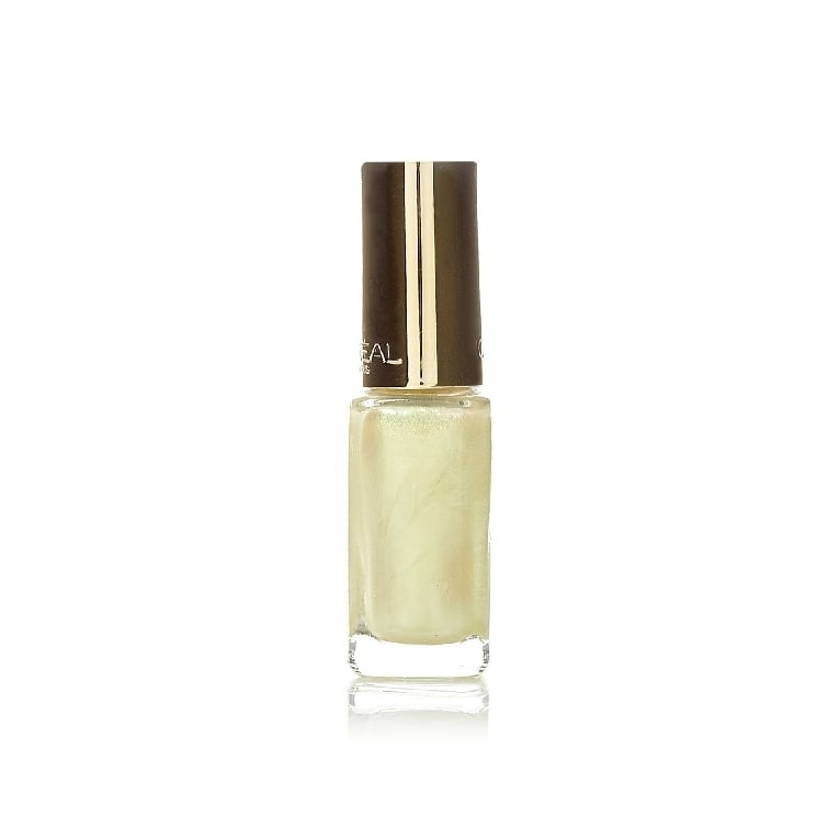 Loreal Color Riche Nail Polish - 307 Lemon Shiver