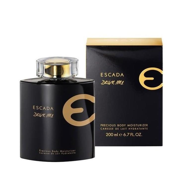 Escada Desire Me - 200ml Perfumed Body Lotion, Damaged Box