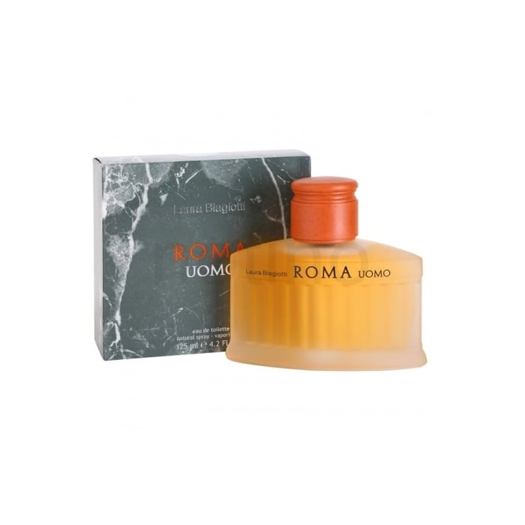 Laura Biagiotti Roma Uomo - 75ml Eau De Toilette Spray.