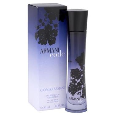 Giorgio Armani Code - 50ml Eau De Parfum Spray