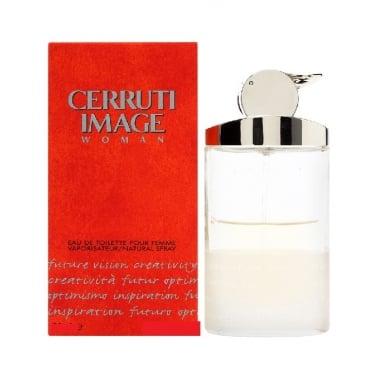 Cerruti Image For Women - 50ml Eau De Toilette Spray, Damaged Box