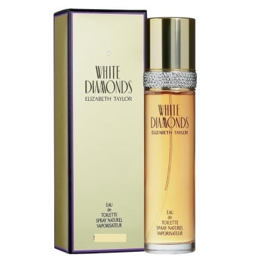 Elizabeth Taylor White Diamonds - 100ml Eau De Toilette Spray