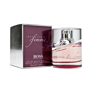 Hugo Boss Essence De Femme - 50ml Eau De Parfum Spray