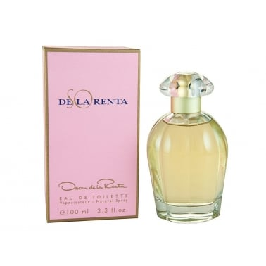 Oscar De La Renta So! - 50ml Eau De Toilette Spray