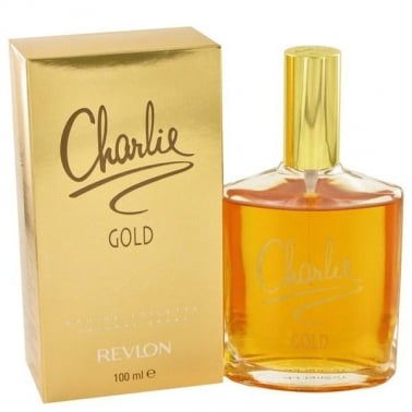 Charlie Gold - 100ml Eau De Toilette Spray