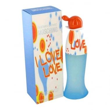 Moschino Cheap & Chic I Love Love - 30ml Eau De Toilette Spray
