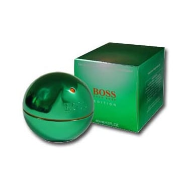 Hugo Boss In Motion Green Edition - 40ml Eau De Toilette Spray, Damaged Box.