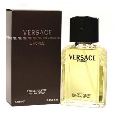 Versace L'Homme - 100ml Eau De Toilette Spray