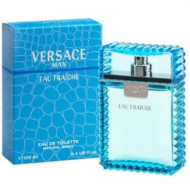 Versace Man Eau Fraiche - 100ml Eau De Toilette Spray