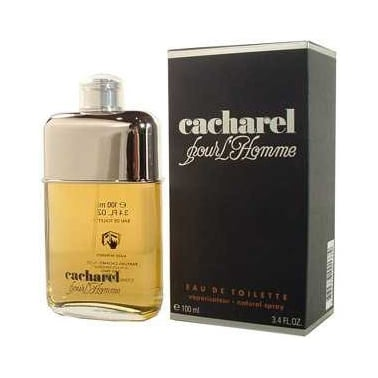 Cacharel Pour Homme - 100ml Eau De Toilette Spray