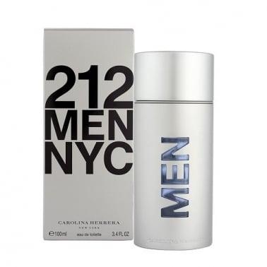 Carolina Herrera 212 For Men - 100ml Eau De Toilette Spray