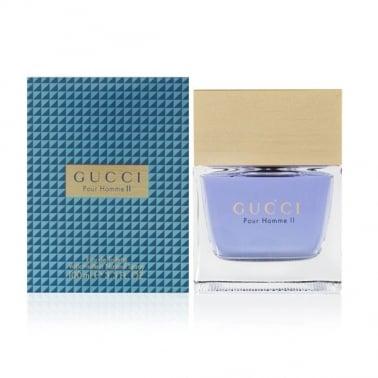 Gucci Pour Homme II - 100ml Eau De Toilette Spray
