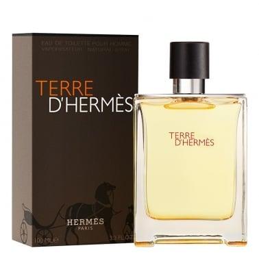 Hermes Terre D'Hermes - 100ml Eau De Toilette Spray