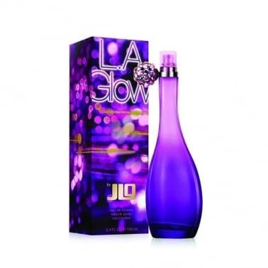 Jennifer Lopez J Lo LA Glow - 100ml Eau De Toilette Spray, Damaged Box.