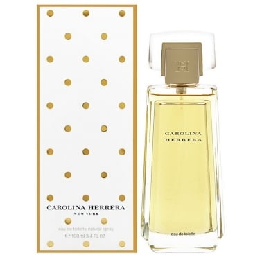 Carolina Herrera For Women - 100ml Eau De Toilette Spray.