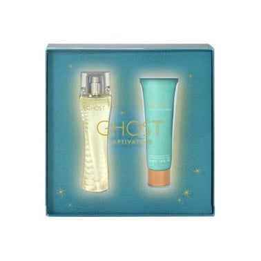 Ghost Captivating - 30ml Gift set and 50ml Body Lotion.