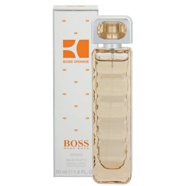 Hugo Boss Orange - 50ml Eau De Toilette Spray