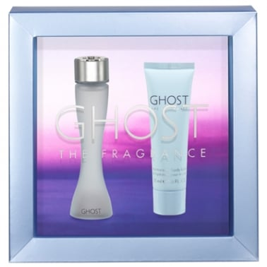 Ghost The Fragrance - 30ml Gift Set and 50ml Body Lotion, DAMAGED BOX.