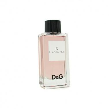 Dolce & Gabbana Anthology No3 L'Imperatrice - 100ml Eau De Toilette Spray.