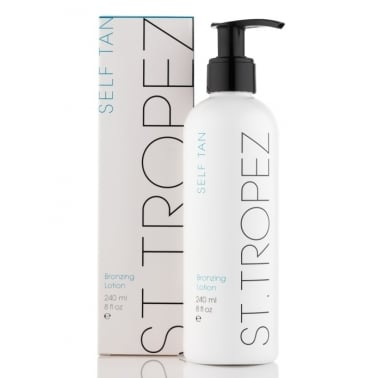 St Tropez Self Tanning Bronzing Lotion 240ml Step3.